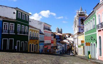 תולדות הזהות האפרו-ברזילאית בסלבדור, ברזיל
