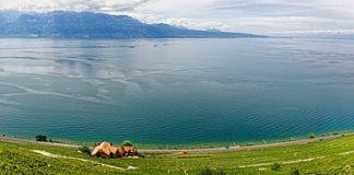 אגם ג'נבה – שווייץ