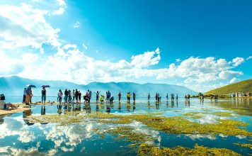 מיעוט הנאשי במחוז יונאן, דרום סין
