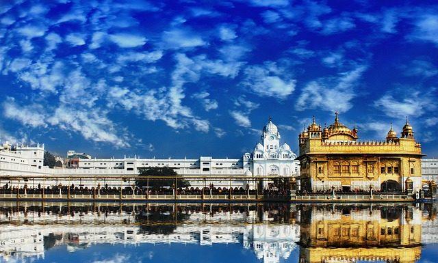 קדושה בזהב – אמריצר (פנג'ב), הודו