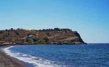 מיתולוגיה של אי – לסבוס, יוון