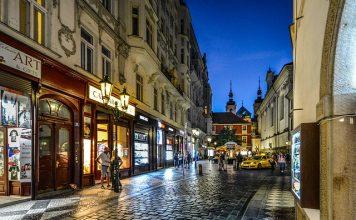 הקסם שלפני חג המולד – חורף ברפובליקה הצ'כית