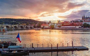 אף מילה על פראג… צ'כיה