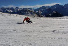 קפיצה קטנה לסקי