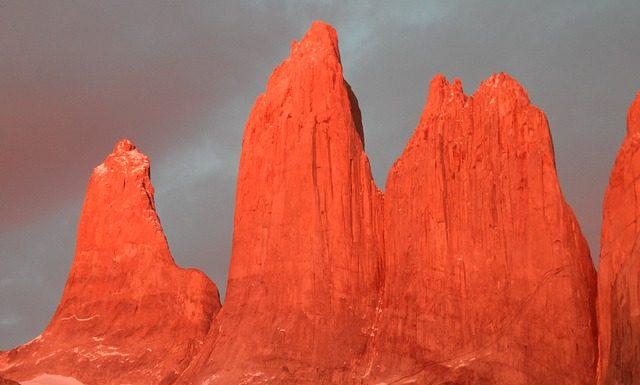 פסגות של יופי – טורס דל פאיינה, צ'ילה