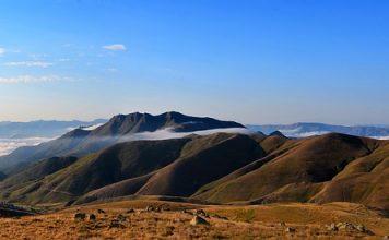 אל ראש ההר – הרי הקצ'קר, צפון-מזרח תורכיה