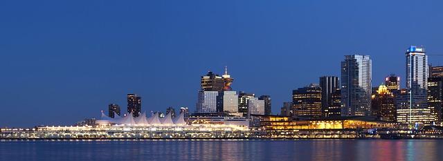 היהלום שבכתר – ונקובר, קנדה