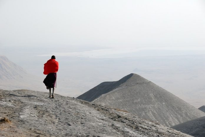 הר הגעש אולדוניו לנגאיי 4
